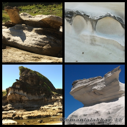 Different Rock Formations